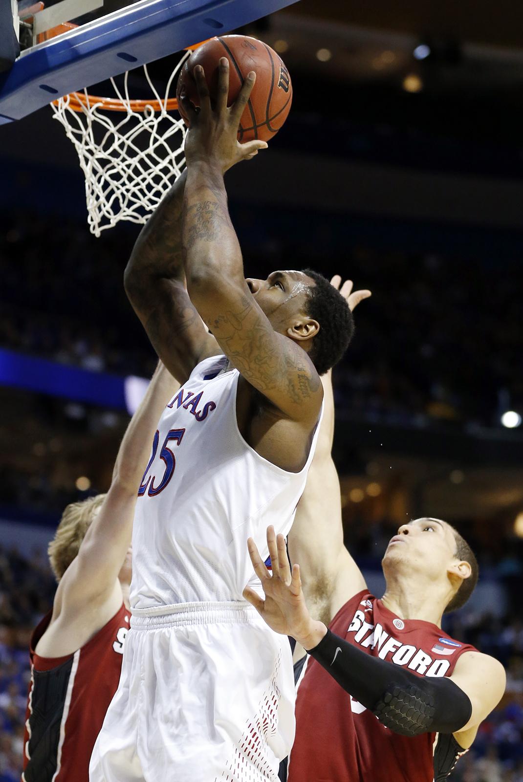 NCAA Basketball vs  Stanford – Kansas Jayhawks