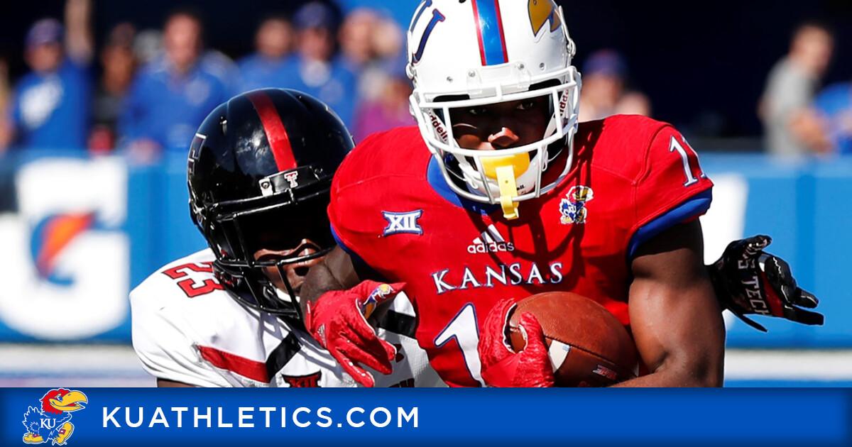 Kansas football spring game set for Saturday, April 28 – Kansas Jayhawks