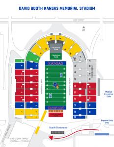 2019 Football Hawk Walk Map