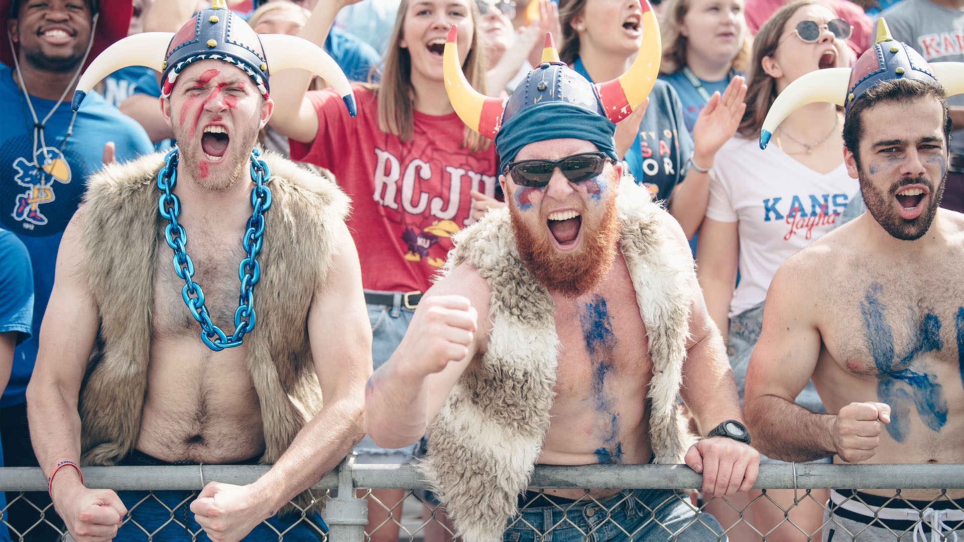 viking fans indiana state