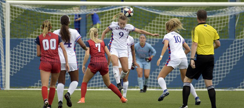 Madison Meador Defense in shutout of FAU