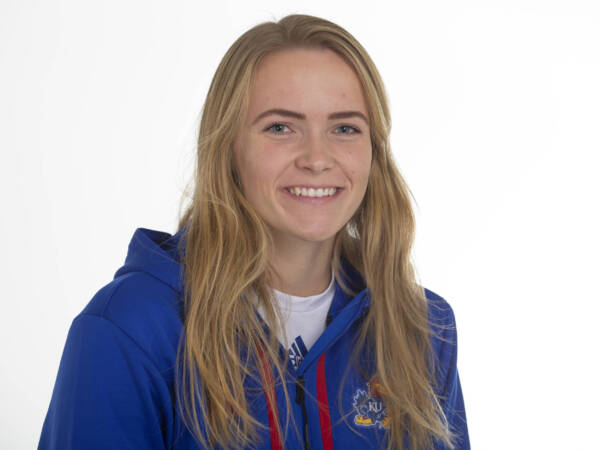 Manon Manning - Women's Swimming - Kansas Jayhawks